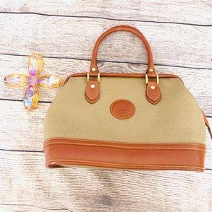 Alba leather handbag new